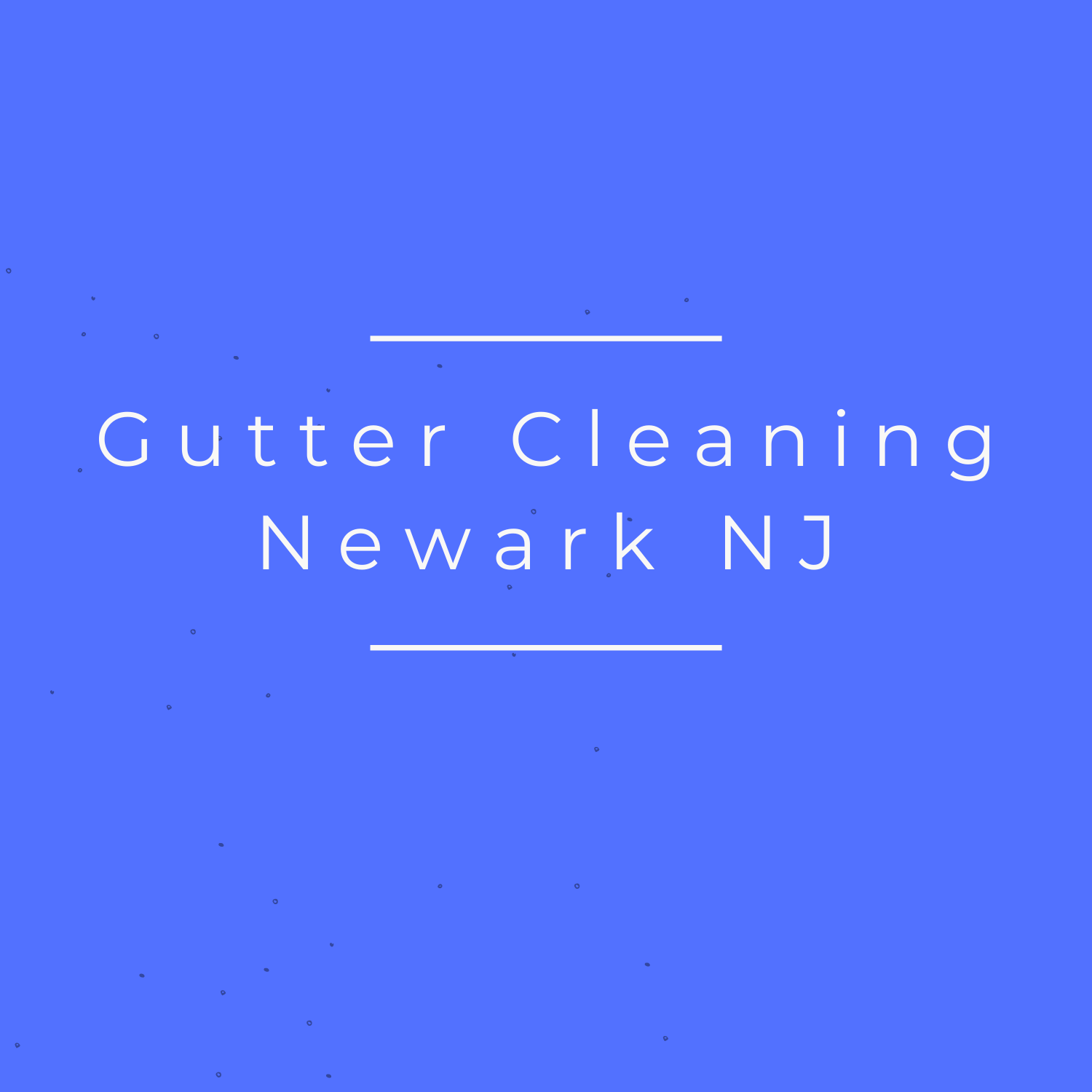 Gutter Cleaning Newark NJ